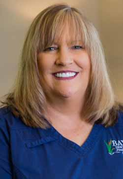 Photo of staff member, DB of Bayou Dental Group in Monroe, LA.