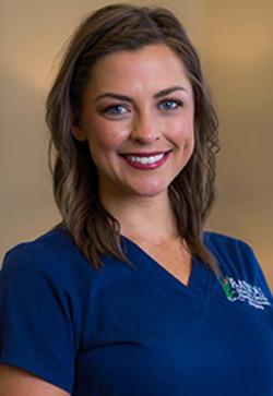 Photo of staff member, KM of Bayou Dental Group in Monroe, LA.