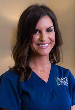 Photo of staff member, KR of Bayou Dental Group in Monroe, LA.