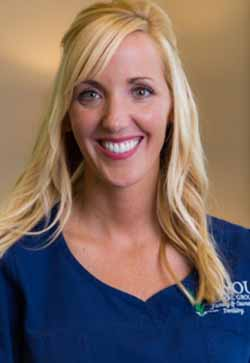 Photo of staff member, RD of Bayou Dental Group in Monroe, LA.